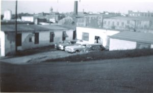 The York Saw Works in the late 1950s