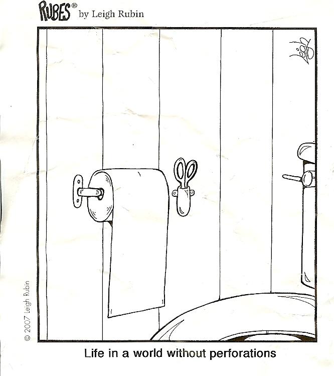 Rubes Cartoon