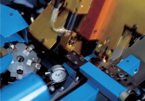 Iseli machine parts