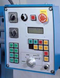 Iseli machine control board