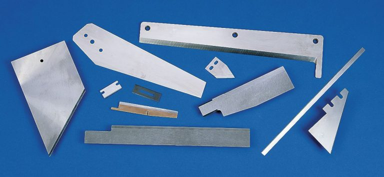 Straight Industrial knives