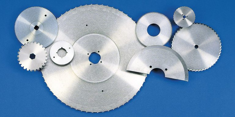 Circular Knives & Slitter Blades | Beveled & Toothed Rotary Blades