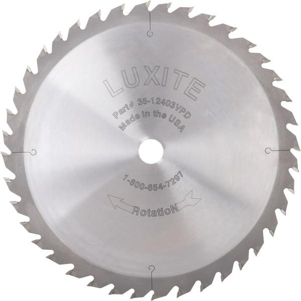 "Rip Saw Blades | 10"" & 12"" Sizes 