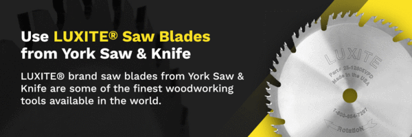 Luxite Saw Blade