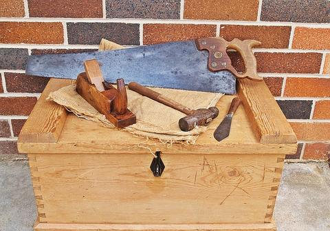 carpenters toolbox