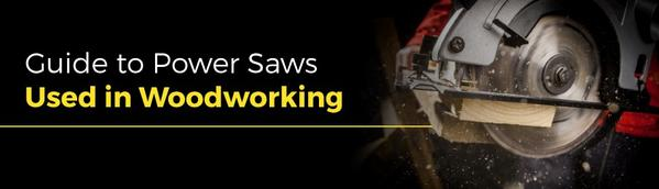 saws used in woodworking
