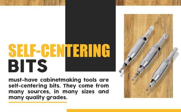 self centering drill bits