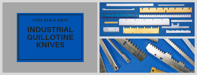 guillotine knives manufacturer