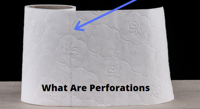 what are perforations banner