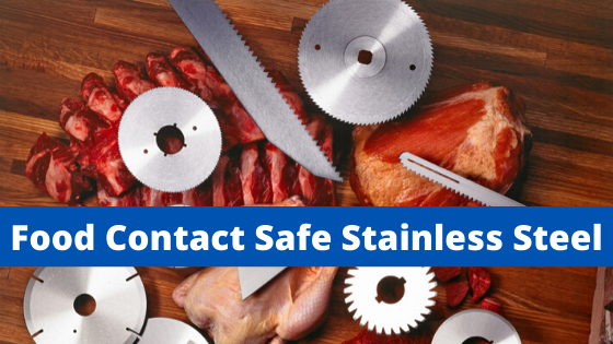 food contact safe steel