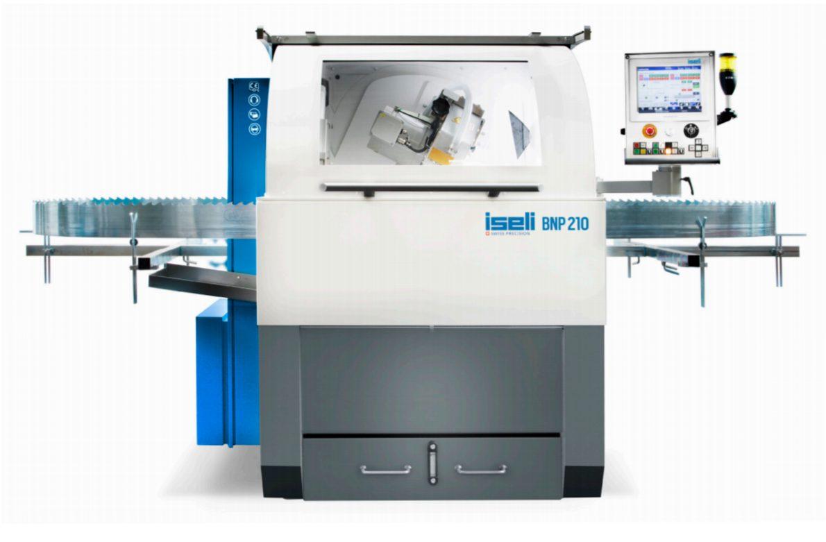 Iseli BNP 200 Profile Sharpening Machine